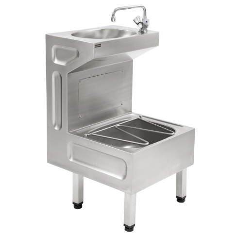 Franke Centinel G20050N Floorstanding Janitorial Sink with Mixer Tap
