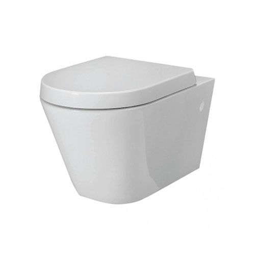 H&L Rimless Flush Wall-Hung WC Pan