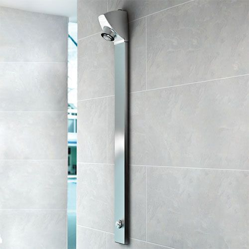 Inta i-Sport Push Time-Flow Shower Panel