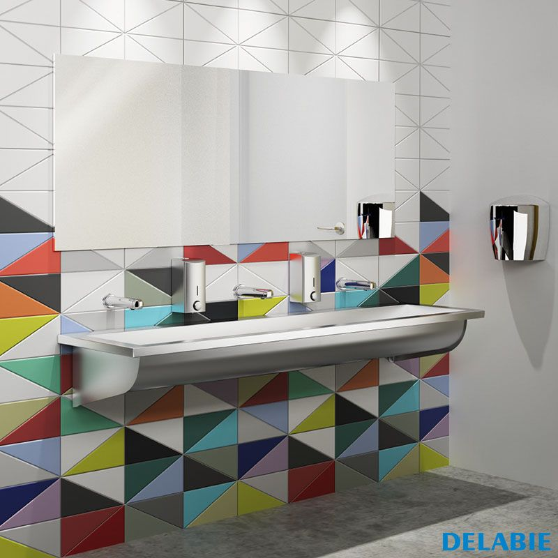Delabie Sinks & Wash Troughs
