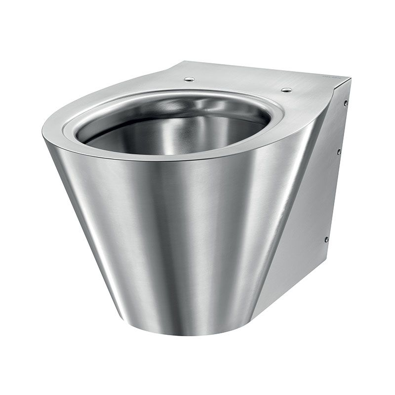 Stainless Steel Toilets & WCs
